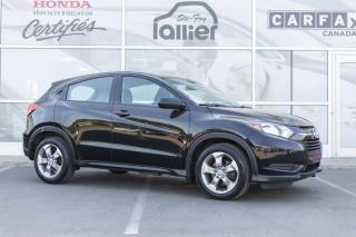 Used 2016 Honda HR-V LX ***GARANTIE 10 ANS/200 000 KM*** for sale in Québec, QC