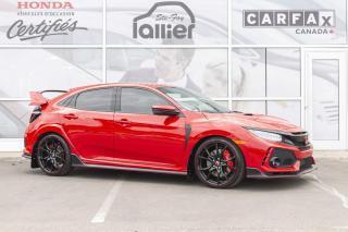 Used 2018 Honda Civic TYPE R ***GARANTIE 10 ANS/200 000 KM*** for sale in Québec, QC