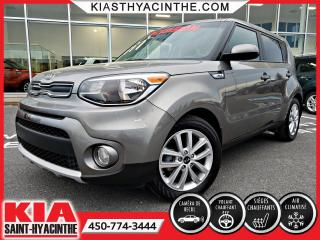 Used 2019 Kia Soul EX * CAMÉRA DE RECUL / SIÈGES CHAUFFANTS for sale in St-Hyacinthe, QC