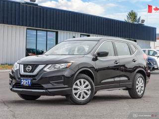 Used 2017 Nissan Rogue S,AWD,ECO/SPORT,B.TOOTH for sale in Barrie, ON