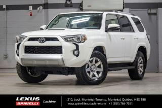Used 2016 Toyota 4Runner SR5 V6 TRAIL EDITION for sale in Lachine, QC
