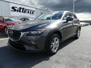 Used 2019 Mazda CX-3 **GS**AWD**DEMO** for sale in St-Georges, QC