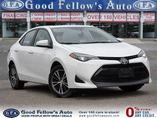 Used 2018 Toyota Corolla LE MODEL, 1.8L 4CYL, REARVIEW CAMERA,POWER MOONROF for sale in Toronto, ON