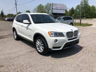 Used 2013 BMW X3 35i for sale in Komoka, ON