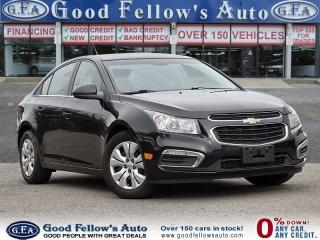 Used 2015 Chevrolet Cruze Special Price Offer...! for sale in Toronto, ON