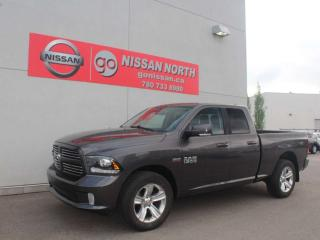 Used 2014 RAM 1500 SPORT for sale in Edmonton, AB