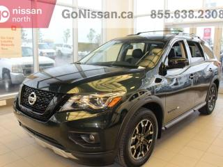 New 2019 Nissan Pathfinder SL PREMIUM for sale in Edmonton, AB