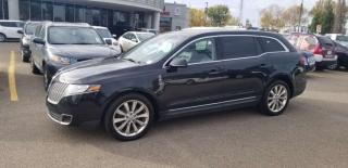 Used 2011 Lincoln MKT Premium Package - Navigation - DVD Players - Panoramic Sunroof - Leather - Heated & A/C Seats - Certified - And more! for sale in Edmonton, AB