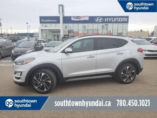 New 2019 Hyundai Tucson Ultimate - 2.4L Nav, Adaptive Cruise, A/C Seats for sale in Edmonton, AB