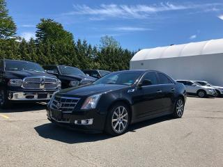 Used 2010 Cadillac CTS Sedan SPRT for sale in Surrey, BC