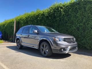 New 2019 Dodge Journey Crossroad AWD for sale in Surrey, BC
