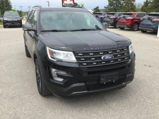 Used 2017 Ford Explorer XLT   4WD   One Owner   Navigation for sale in Harriston, ON
