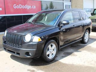 Used 2009 Jeep Compass Sport 4x2 for sale in Edmonton, AB