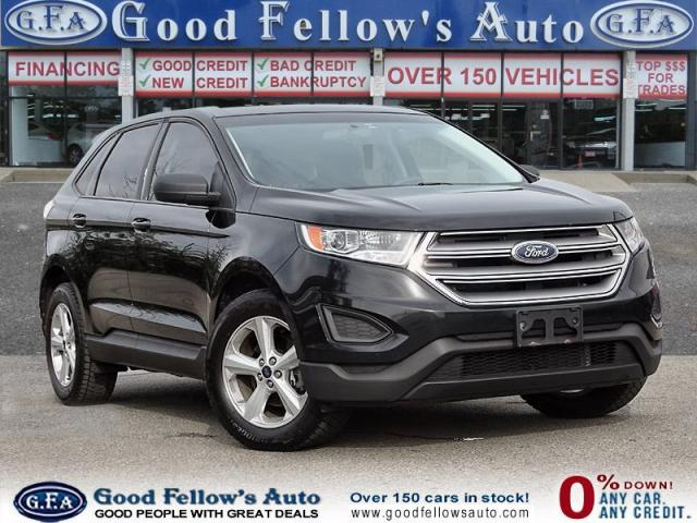 2016 Ford Edge SE MODEL, REARVIEW CAMERA, 6CYL 3.5 LITER
