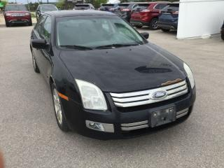 Used 2008 Ford Fusion SEL | AS IS PRICE for sale in Harriston, ON