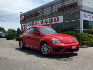 Used 2017 Volkswagen Beetle Trendline for sale in Port Dover, ON