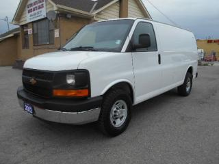 Used 2012 Chevrolet Express 3500 1Ton Cargo Loaded Divider Shelving 159,000KMs for sale in Etobicoke, ON
