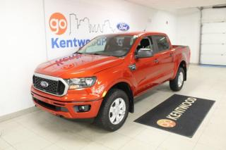 Used 2019 Ford Ranger 3 MONTH DEFERRAL...*oac...XLT 4x4 SuperCrew 126.8 in. WB for sale in Edmonton, AB