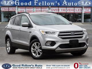 Used 2017 Ford Escape SE MODEL, AWD, REARVIEW CAMERA, POWER SEATS for sale in Toronto, ON