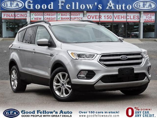2017 Ford Escape SE MODEL, AWD, REARVIEW CAMERA, POWER SEATS