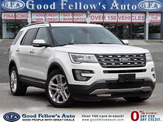 Used 2017 Ford Explorer LIMITED MODEL, 4WD, 3.5LITER 6CYL, REARVIEW CAMERA for sale in Toronto, ON