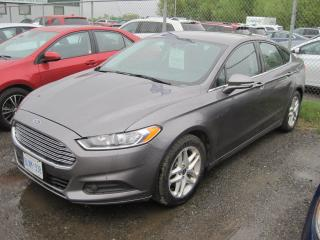 Used 2013 Ford Fusion SE for sale in Thunder Bay, ON