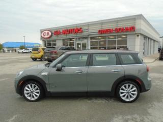 Used 2018 MINI Cooper Clubman Cooper S for sale in Owen Sound, ON
