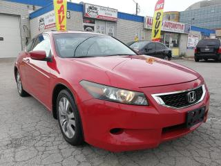 Used 2008 Honda Accord Navi | Sunroof | Leather | Bluetooth | for sale in Oakville, ON