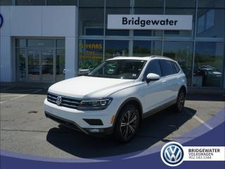 Used 2018 Volkswagen Tiguan Highline - AWD - Turbo for sale in Hebbville, NS