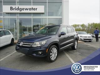 Used 2014 Volkswagen Tiguan Highline - AWD - Turbo for sale in Hebbville, NS