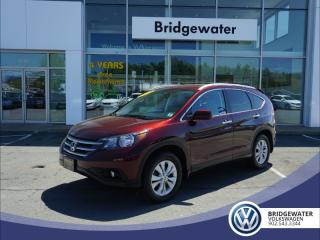 Used 2013 Honda CR-V Touring for sale in Hebbville, NS