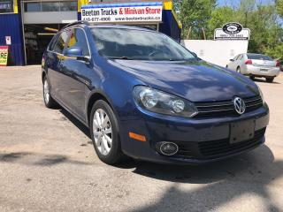 Used 2013 Volkswagen Golf Wagon Comfortline for sale in Beeton, ON