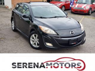 Used 2010 Mazda MAZDA3 GS | MANUAL | SUNROOF | NO ACCIDENTS for sale in Mississauga, ON