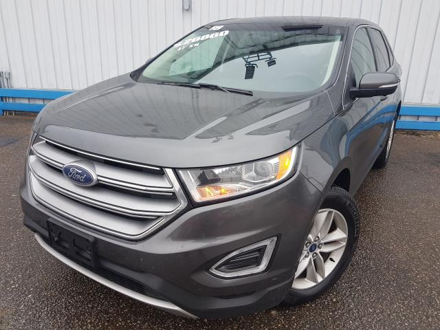 2018 Ford Edge SEL AWD *HEATED SEATS*