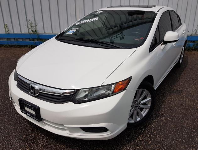 2012 Honda Civic EX *SUNROOF*