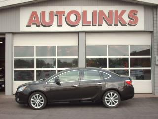 Used 2014 Buick Verano LOW KMS.BACK UP CAMERA.PWR SEAT..SAFTEY ALERTS for sale in St Catharines, ON