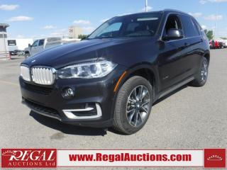 Used 2018 BMW X5 XDRIVE35I 4D Utility AWD for sale in Calgary, AB