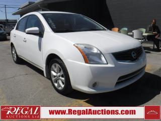Used 2011 Nissan Sentra 4D Sedan for sale in Calgary, AB