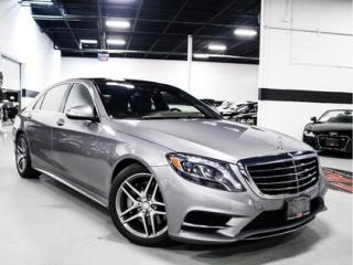 Used 2015 Mercedes-Benz S-Class S 550  LWB   AMG   NAVIGATION    PANORAMIC ROOF for sale in Vaughan, ON