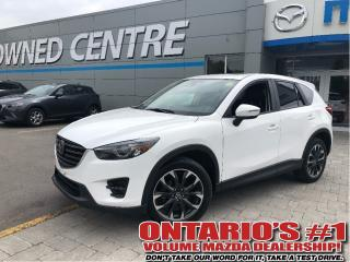 Used 2016 Mazda CX-5 GT-AWD/LEATHER/SUNROOF !!! for sale in Toronto, ON
