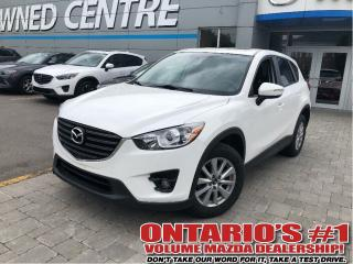 Used 2016 Mazda CX-5 GS-AWD/SUNROOF/BACKUP CAM !!! for sale in Toronto, ON