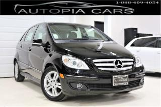 Used 2007 Mercedes-Benz B-Class B 200 TURBO ALLOY AUTOMATIC CERTIFIED for sale in North York, ON