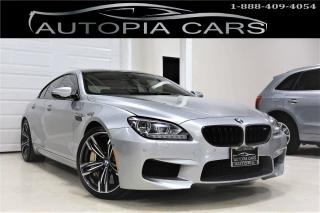 Used 2014 BMW M6 M6 EXECUTIVE PKG INDIVIDUAL PKG HEADSUP for sale in North York, ON