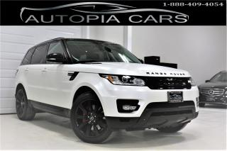 Used 2014 Land Rover Range Rover Sport SUPERCHARGED V8 510 HP NAVI BACKUP PANORAMIC for sale in North York, ON