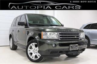 Used 2006 Land Rover Range Rover Sport HSE NAVIGATION CERTIFIED for sale in North York, ON