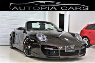 Used 2008 Porsche 911 TURBO AWD 480 HP LOW MILLAGE NAVIGATION for sale in North York, ON