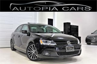 Used 2014 Volkswagen Jetta 2.0 TDI HIGHLINE SUNROOF ALLOY DISEL for sale in North York, ON