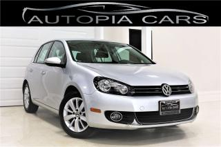 Used 2012 Volkswagen Golf COMFORTLINE ONE OWNER NO ACCIDENT CERTIFIED for sale in North York, ON