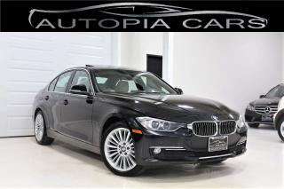 Used 2015 BMW 328 d xDrive DIESEL LUXURY LINE NAVIGATION AWD SUNROOF for sale in North York, ON