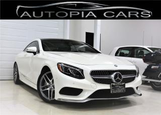 Used 2016 Mercedes-Benz S-Class S550 4MATIC DISTRONIC PLUS NIGHT VISION NAVI for sale in North York, ON